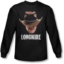 Longmire - Mens Long Haul Longsleeve T-Shirt