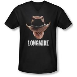 Longmire - Mens Long Haul V-Neck T-Shirt