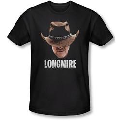 Longmire - Mens Long Haul Slim Fit T-Shirt
