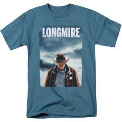 Longmire - Mens Poster T-Shirt