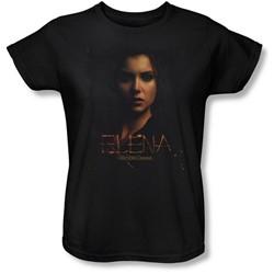 Vampire Diaries - Womens Elena Smokey Veil T-Shirt