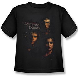 Vampire Diaries - Little Boys Smokey Veil T-Shirt