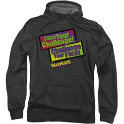 Warheads - Mens Face Your Challenge Hoodie