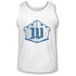 White Castle - Mens Monogram Tank-Top