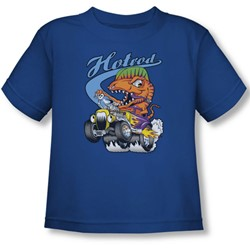 Funny Tees - Toddler Hotrod T-Shirt