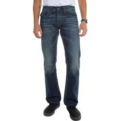 True Religion - Mens Ricky Flap Straight Jeans
