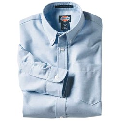 Dickies - KL920 Boys Oxford Shirt - Long Sleeve