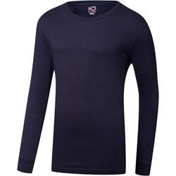 Puma - Mens City Ls Blank T-Shirt