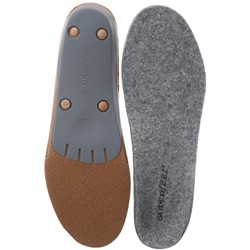 Superfeet - Merino Grey Premium Insoles