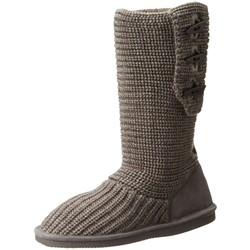 Bearpaw - Womens Knit Tall Boot