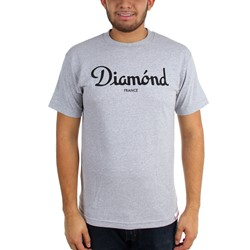 Diamond Supply - Mens Champagne T-Shirt