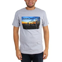 Diamond Supply - Mens Diamond Life NY T-Shirt