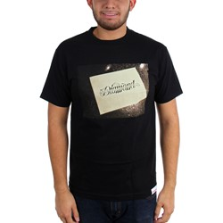Diamond Supply - Mens Diamond Font T-Shirt