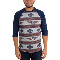 Loser Machine - Mens Overlap Raglan