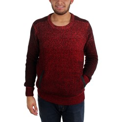 Scotch & Soda - Mens Long Sleeve Crewneck Knit Sweater