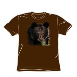 Black Bear - Big Boys Coffee S/S T-Shirt For Boys