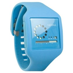 Nooka - Zub Zirc Watch in Neon Blue