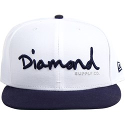 Diamond Supply Co. - OG Script Fitted Hat