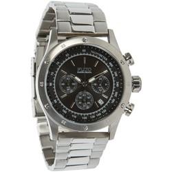 Flud - The Frost Watch in Silver/Black