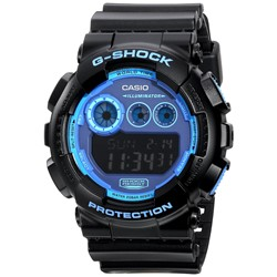 G-Shock - GD120 Neon Face Color Watch
