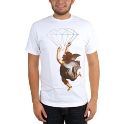 Diamond Supply - Mens Diamond Angel T-Shirt