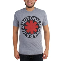 Red Hot Chili Peppers - Mens Asterisk T-Shirt