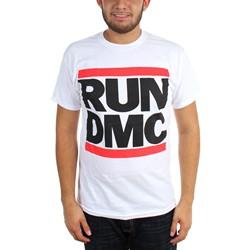 Run Dmc - Mens Classic Logo T-Shirt