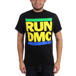 Run Dmc - Mens Brazil Colors T-Shirt