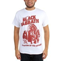 Black Sabbath - Mens Symptom Of The Universe T-Shirt