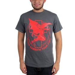 Black Sabbath - Mens Tour Art T-Shirt