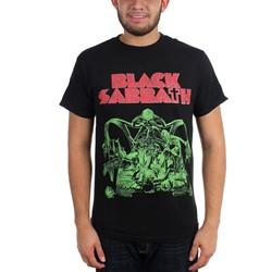 Black Sabbath - Mens Sabbath Bloody Sabbath Cutout T-Shirt