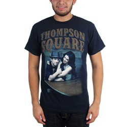 Thompson Square - Mens Logo Photo T-Shirt