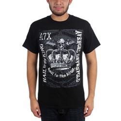 Avenged Sevenfold - Mens Httk Crown T-Shirt