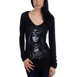 Sullen - Womens SA Natural Beauty Long Sleeve Shirt
