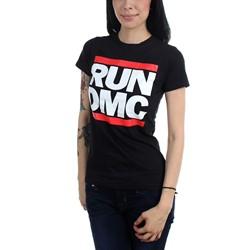 Run Dmc - Womens Classic Logo T-Shirt