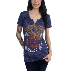 Affliction - Womens Phoenix T-Shirt