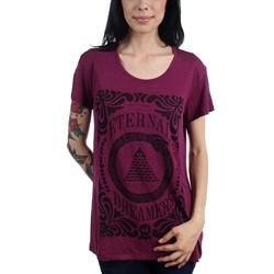 Glamour Kills - Womens The Eternity Boyfriend T-Shirt