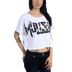 Metal Mulisha - Womens Metal Crop T-Shirt