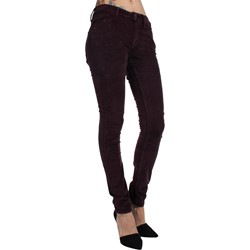 True Religion - Womens Halle Baby Cord Super Skinny Pants