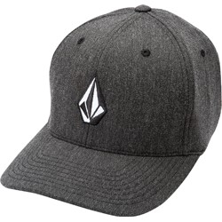 Volcom Men's Full Stone Heather Flexfit Stretch Twill Hat
