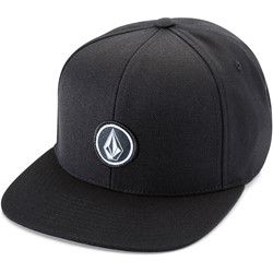 Volcom Men's Quarter Twill Snapback Hat