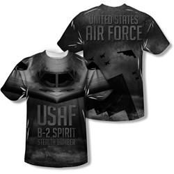 Air Force - Youth Stealth (Front/Back Print) T-Shirt