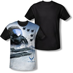 Air Force - Mens Pilot T-Shirt