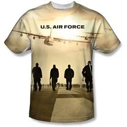 Air Force - Youth Long Walk T-Shirt