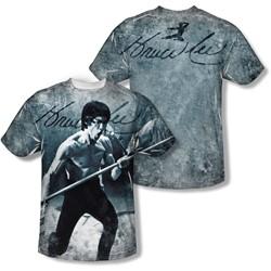 Bruce Lee - Youth Whoooaa T-Shirt