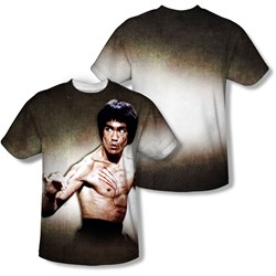 Bruce Lee - Youth Scratched T-Shirt