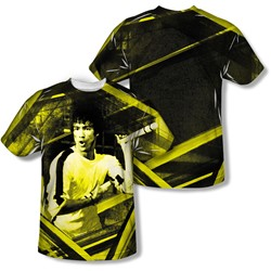 Bruce Lee - Youth Stripes T-Shirt