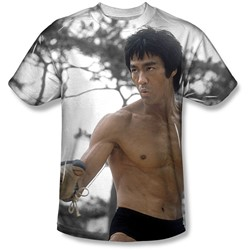 Bruce Lee - Mens Battle Ready T-Shirt