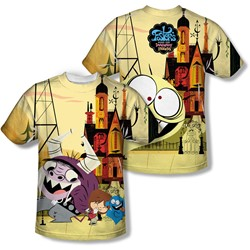 Foster'S - Youth Funny Friends (Front/Back Print) T-Shirt