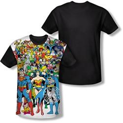 Dc - Youth Original Universe T-Shirt